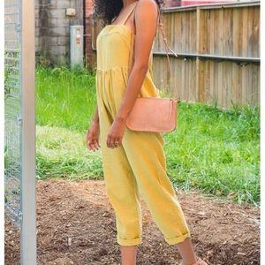 Anthropologie Everyday Jumpsuit Free People XS